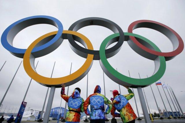 Les Jeux olympiques de Sotchi seront les plus... (Photo Fabrizio Bensch, Reuters)