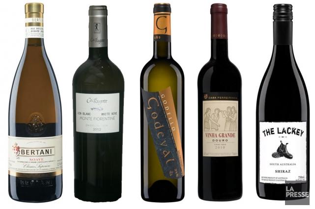 Le monde du vin a changé considérablement depuis un quart de siècle, estime... (Photomontage La Presse)