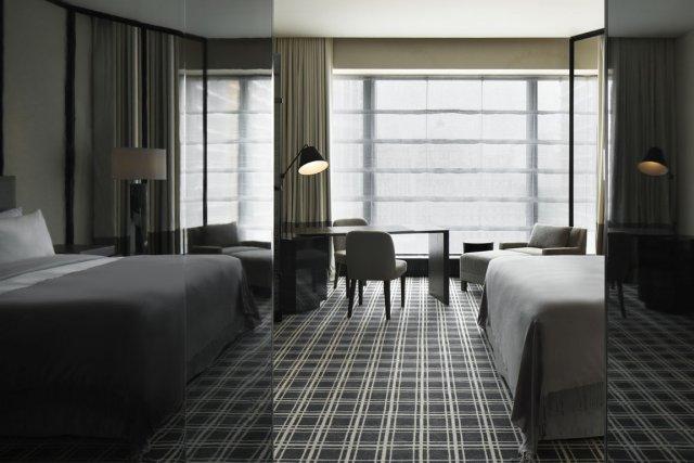 Hôtel W de Guangzhou (Nakasa & Partners inc.)... (Photo fournie par Yabu Pushelberg)