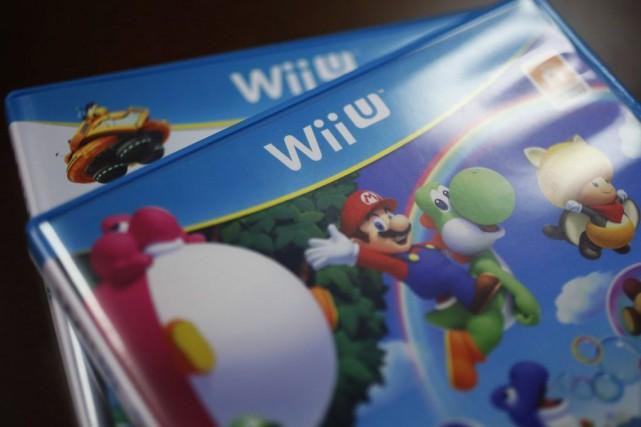 Les performances améliorées de la Wii U n'ont... (PHOTO YURIKO NAKAO, REUTERS)