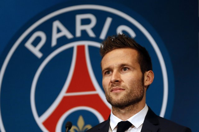 Yohan Cabaye... (Photo Charles Platiau, Reuters)
