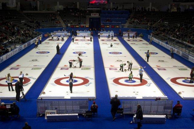 Le Tournoi des coeurs aura lieu à l'aréna... (Photo Ryan Remiorz, archives PC)