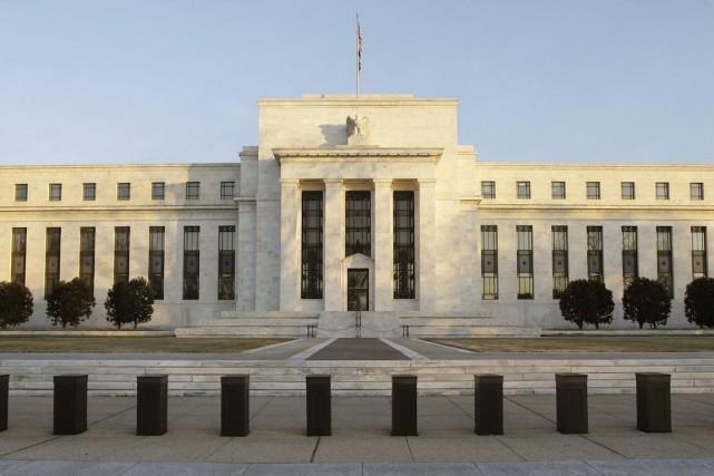 La Fed réduit de 10 milliards de dollars... (Photo Alex Brandon, AP)