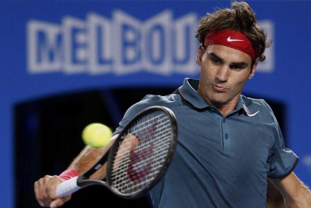 Roger Federer... (Photo Jason Reed, Reuters)