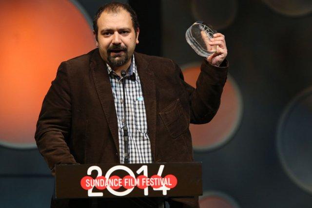 Le réalisateur syrien Talal Derki s'est mérité le... (Photo: fournie par le Festival de Sundance)