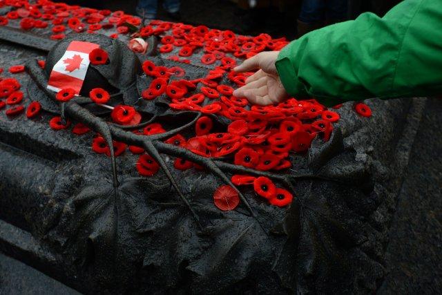 Le mari d'une ancienne militaire qui s'est suicidée le jour de Noël a reçu une... (Photo Sean Kilpatrick, PC)