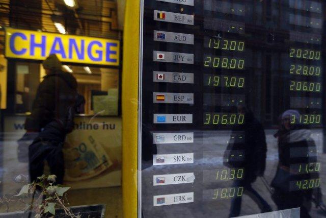 La volatilité des marchésa est la conséquence de... (Photothèque Le Soleil)