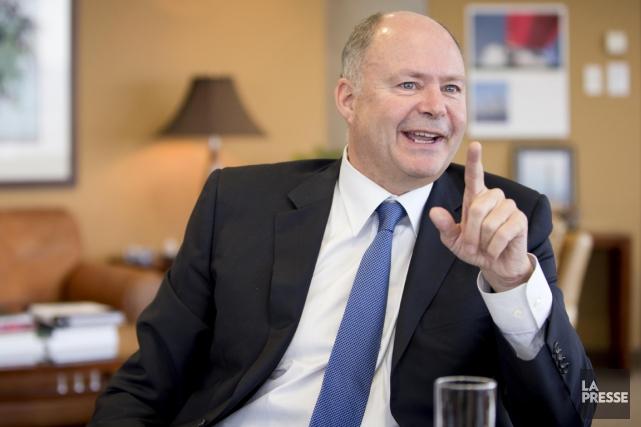Yvon Bolduc, président du Fonds de solidarité.... (Photo Alain Roberge, La Presse)