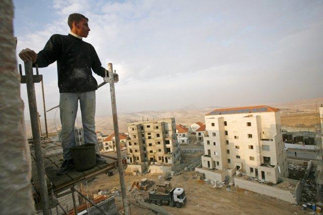 La colonisation juive en Cisjordanie et à Jérusalem-Est,... (PHOTO ARCHIVES REUTERS)