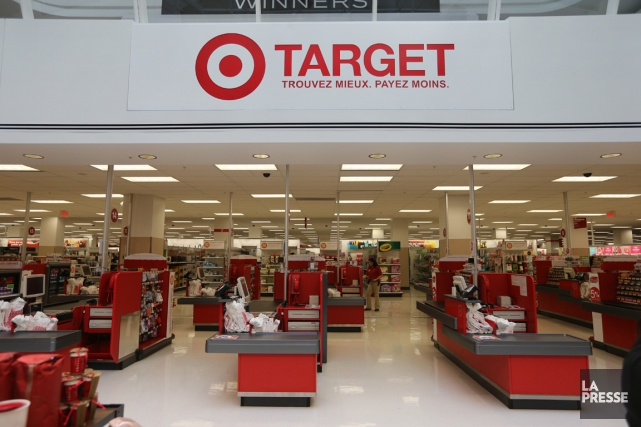 La fermeture des 133 magasins Target entraînera la... (Photo Martin Chamberland, archives La Presse)
