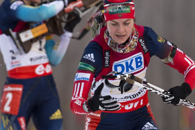 Irina Starykh... (Photo John MacDougall, Agence France-Presse)