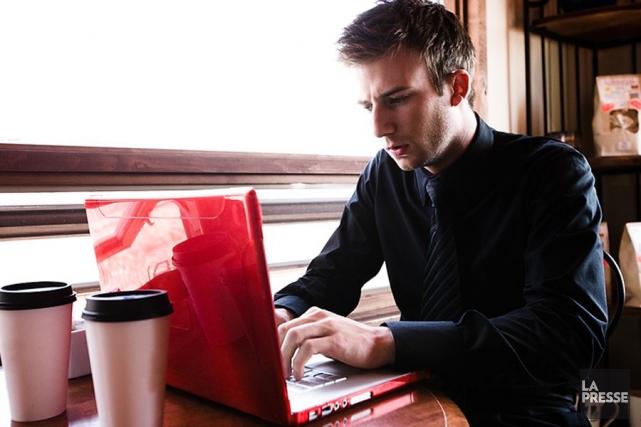 Environ 53% des utilisateurs américains d'internet trouveraient «très... (Photothèque La Presse)
