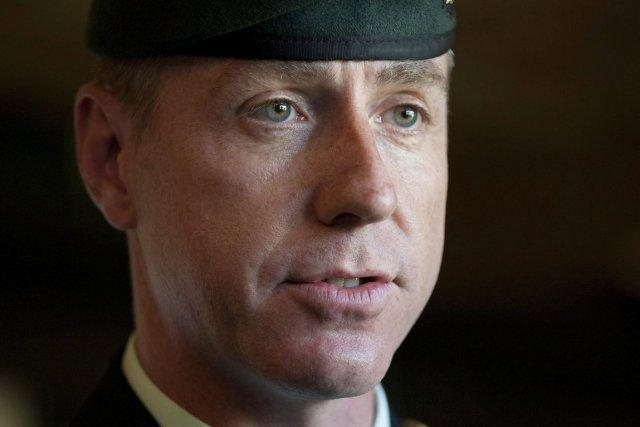 Le brigadier-général Daniel Ménard avait quitté l'armée canadienne... (Photo Adrian Wyld, PC)