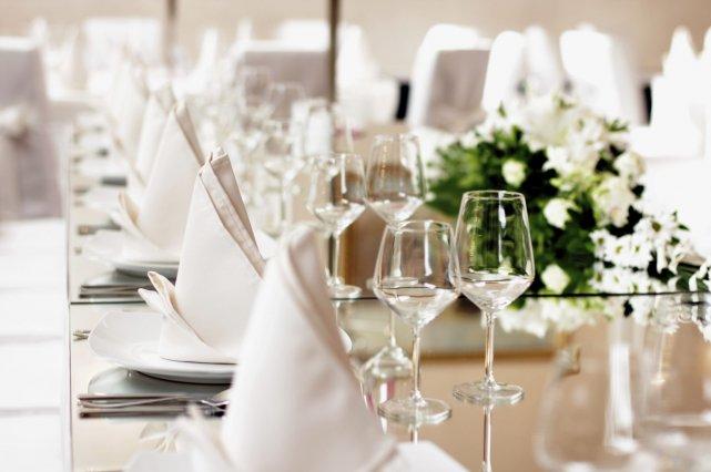 Être planificateur de mariage, c'est avoir le talent d'organiser et de diriger... (Photo Digital/Thinkstock)