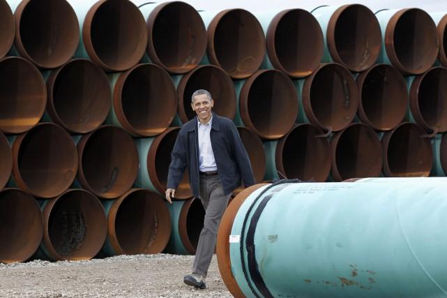 Le président Barack Obama a déclaré qu'il n'approuverait... (PHOTO PABLO Martinez MONSIVAIS, ARCHIVES AP)