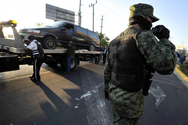 Selon les autorités de l'État de Jalisco, dont... (Photo Victor Fernandez, Archives Associated Press)