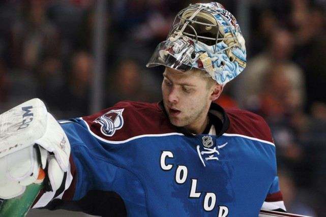 Semyon Varlamov... (Photo David Zalubowski, AP)