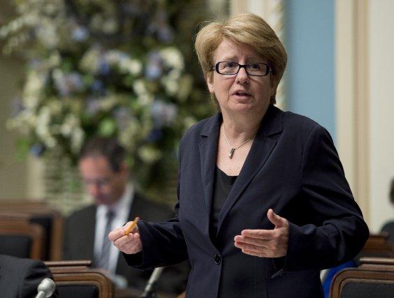 Les auteurs soutiennent que la ministre de l'Emploi... (La Presse Canadienne)