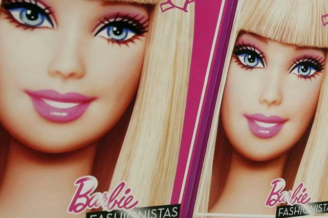 Les ventes des produits Barbie et Fisher-Price ont... (PHOTO ALAN DIAZ, AP)