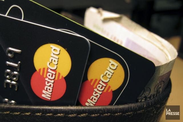 Les revenus de MasterCard ont progressé de 12... (Photo: Reuters)