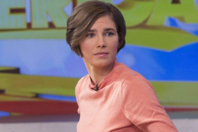 Âgée aujourd'hui de 27 ans, Amanda Knox a... (PHOTO ANDREW KELLY, ARCHIVES REUTERS)