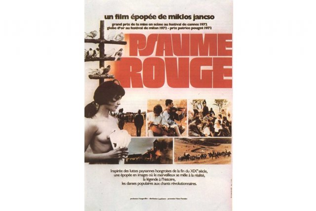 Psaume rouge...
