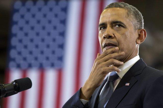 Le président américain, Barack Obama.... (Photo Carolyn Kaster, AP)