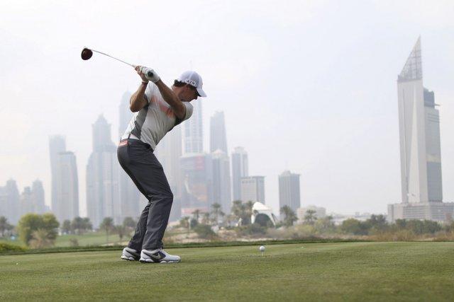 Rory McIlroy a joué une ronde de 70,... (Photo Ahmed Jadallah, Reuters)