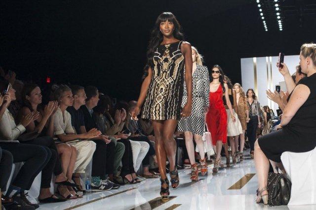 L'annonce, à quelques jours de la Fashion Week... (Photo Keith Bedford, Archives Reuters)