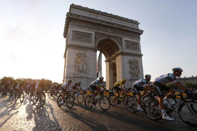 La première édition de cette épreuve, baptisée «La... (Photo Pascal Guyot, AFP)