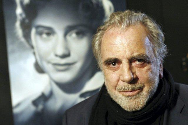 Né à Vienne, exilé avec ses parents en... (Photo Frank Rumpenhorst, AP)