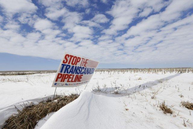 Le projet est confronté à une opposition de... (Photo Nati Harnik, archives La Presse Canadienne)