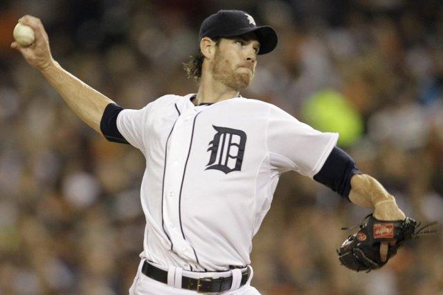 Doug Fister a été acquis des Tigers en... (Photo archives AP)
