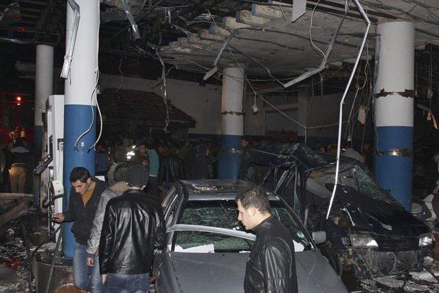 L'attaque a été revendiquée par le «Front al-Nosra... (PHOTO ASSOCIATED PRESS)
