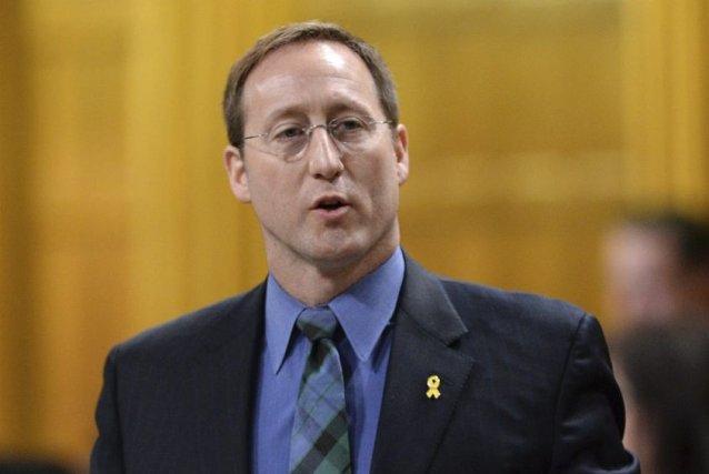 Peter MacKayaffirme que les vétérans devraient avoir accès... (Archives La Presse Canadienne)