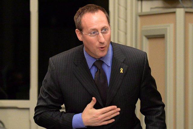 Le ministre de la Justice, Peter MacKay, n'a... (Photo Sean Kilpatrick, La Presse Canadienne)