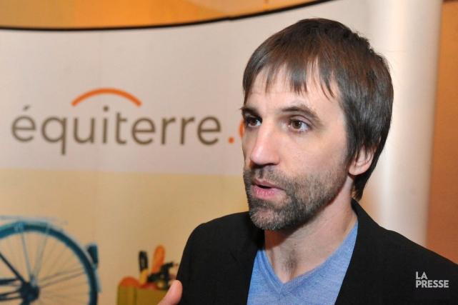 Le directeur principal d'Équiterre, Steven Guilbeault.... (Photo Stéphane Lessard, Archives La Presse)