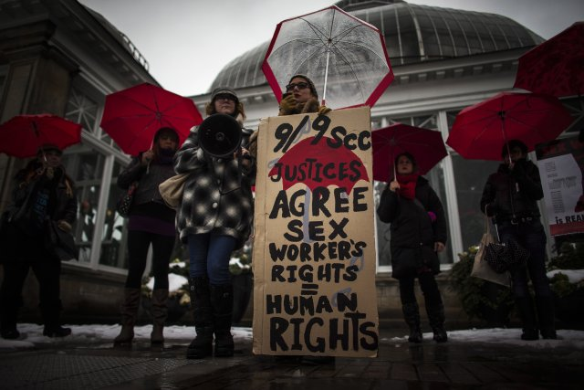 En décembre, la décision de la Cour suprême... (Photo Mark Blinch, Archives PC)