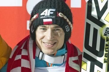 Kamil Stoch... (Photo Jens Meyer, AP)