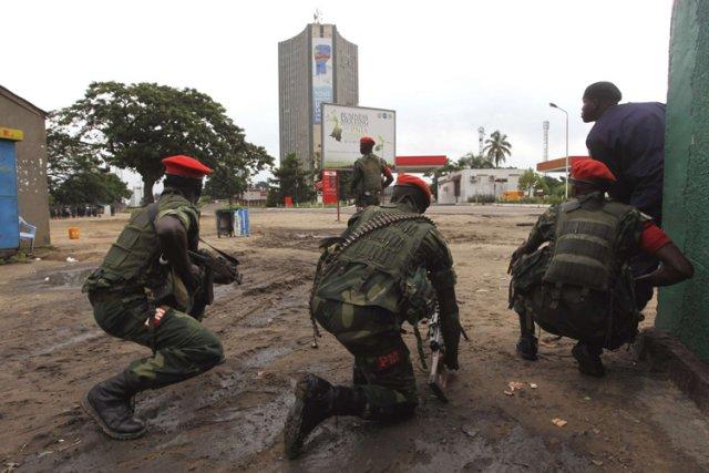 Les autorités canadiennes considèrent que les forces de... (Photo: Reuters)