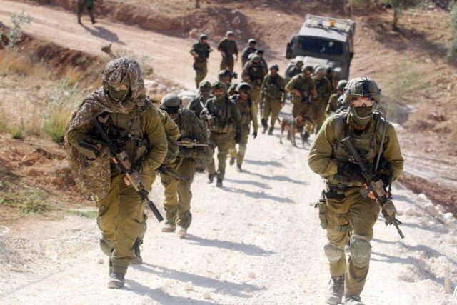 Le premier ministre israélien Benyamin Nétanyahou exige qu'Israël... (PHOTO ISSAM RIMAWI, ARCHIVES AFP)