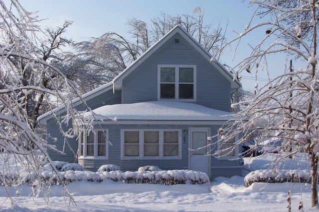 Les températures sous zéro donnent, entre autres, la... (Photo Getty ...