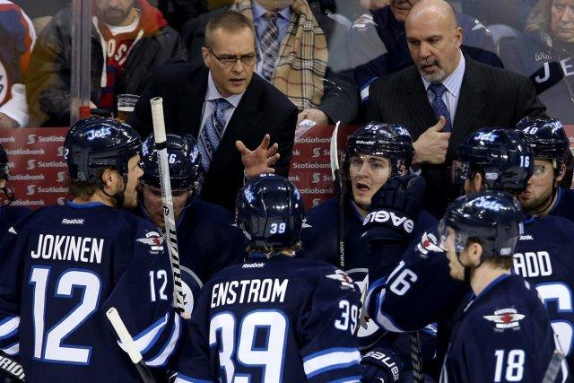 La fiche des Jets de Winnipeg est de... (Photo Trevor Hagan, PC)