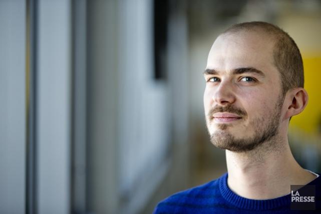 Chris Lawrence, directeur 3D chezFramestoreà Montréal, qui sera... (PHOTO MARCO CAMPANOZZI, LA PRESSE)