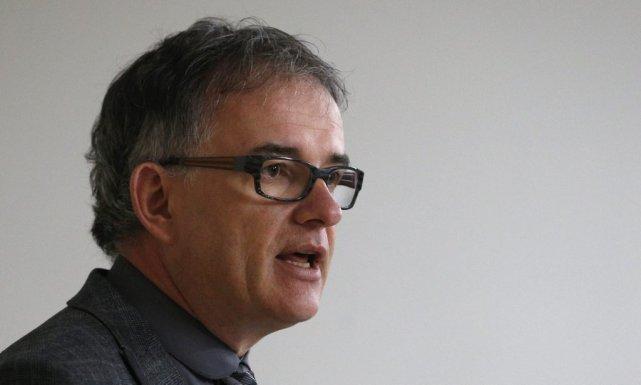 Le ministre de la Santé, Réjean Hébert.... (Photo Reuters)