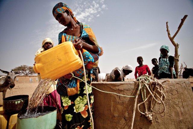Neuf pays sont concernés: Burkina Faso, Cameroun, Gambie,... (PHOTO ARCHIVES AFP/OXFAM)