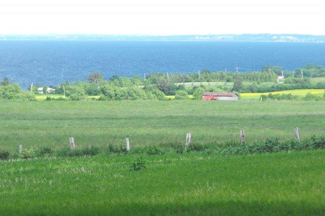 Il n'y a pas si longtemps, lorsqu'une terre agricole était à vendre, l'acheteur...