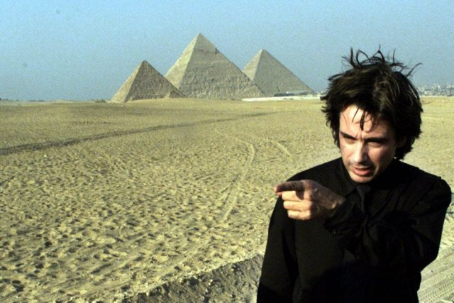 Jean-Michel Jarre... (Photo: archives AP)