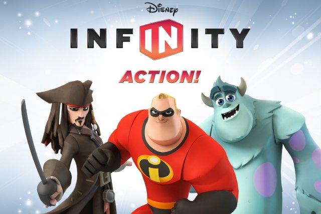 Le jeuDisney Infinity aété vendu à trois millions... (PHOTO FOURNIE PAR DISNEY)