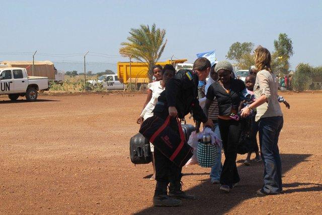 L'Érythrée connaît un exode du pays en raison... (Photo archives AFP)